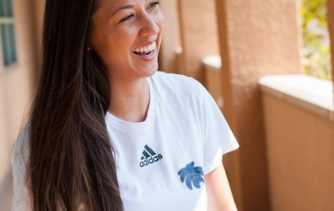Meet the force behind it all: new Athletics Director Sierra Wang