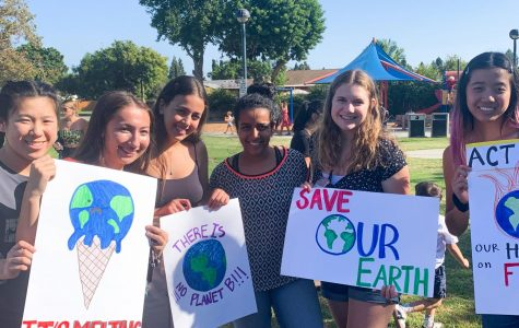 Fighting for the earth, one climate strike at a time