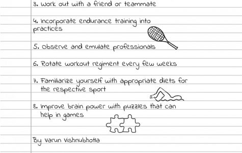 How to improve in your sport