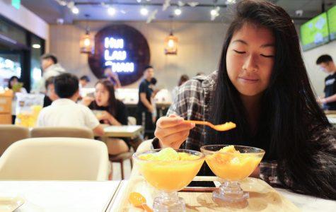 Mango mochi madness: Hui Lau Shan