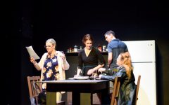 "A five-star faculty play: ""Rabbit Hole"""