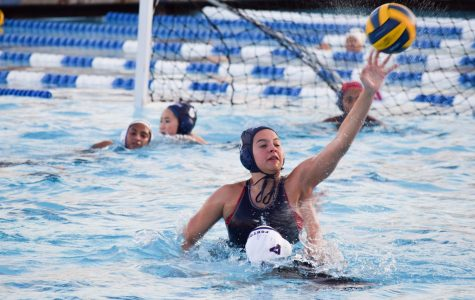 Girls Water Polo scores a spot in CIF