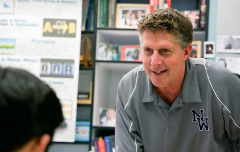 Mickey Dickson named IUSD Teacher of the Year