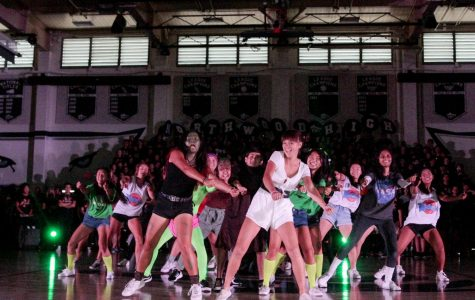 TIMBERWOLF PRIDE: Northwood students express themselves through the wide variety of activities offered on campus, ranging from school dances to pep rallies.