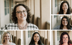 MEET THE COUNSELING DEPARTMENT: Allison Singer, Megan Keller, My Kiakotos, Mi Jin Kim, Megan Ostovarpour and Kate West are ready to tackle the challenges of the new year by offering unwavering support.