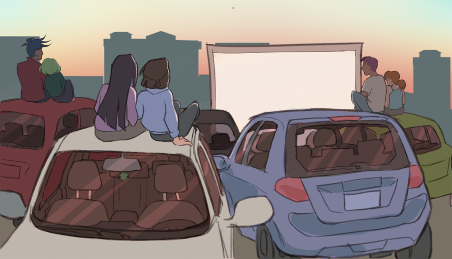Drive in Movies @ Spectrum