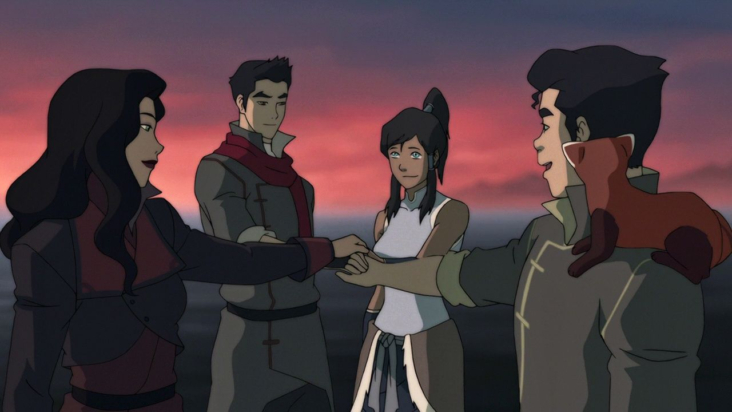 The+Legend+of+Korra+in+a+Nutshell
