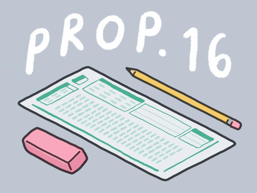 Proposition 16 debate divides minorities