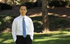 READY FOR THE NEW YEAR: New board member Cyril Yu, among others elected, aims to improve district education.