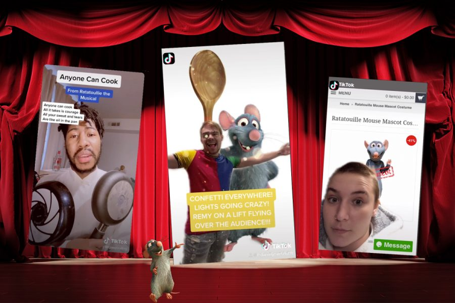 "A DELECTABLE TREAT: Creators all across TikTok rallied together to create a virtual live-action musical adaptation of the animated Pixar movie ""Ratatouille,"" surpassing the physical barriers imposed by the COVID-19 pandemic."