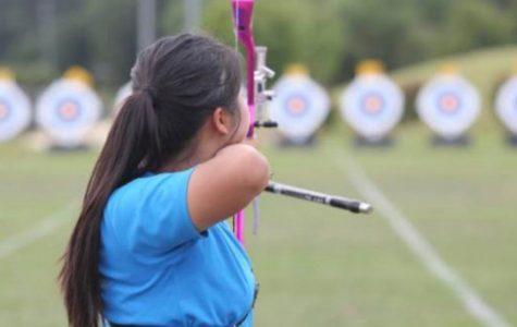 Always shooting for the bullseye