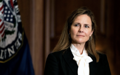 GOING FOR THE GAVEL: Following the demise of Judge Ruth Bader Ginsburg, Coney Barett was nominated as the new Supreme Court judge by President Donald Trump.