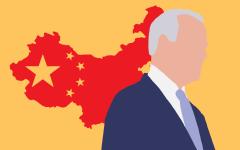 Tough on China: A continuation of Trump-era policies