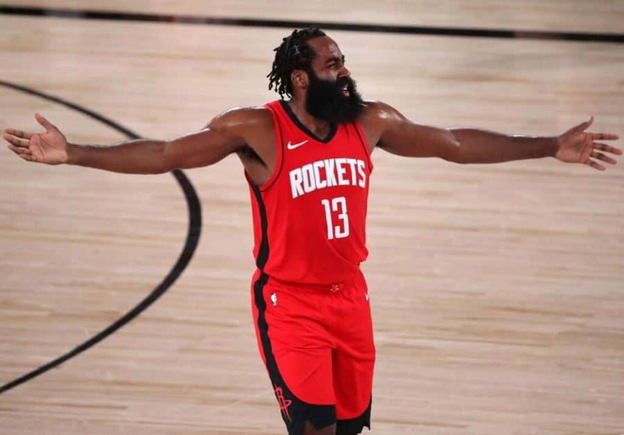 Houston Rockets dealt franchise cornerstone James Harden to the Brooklyn Nets.