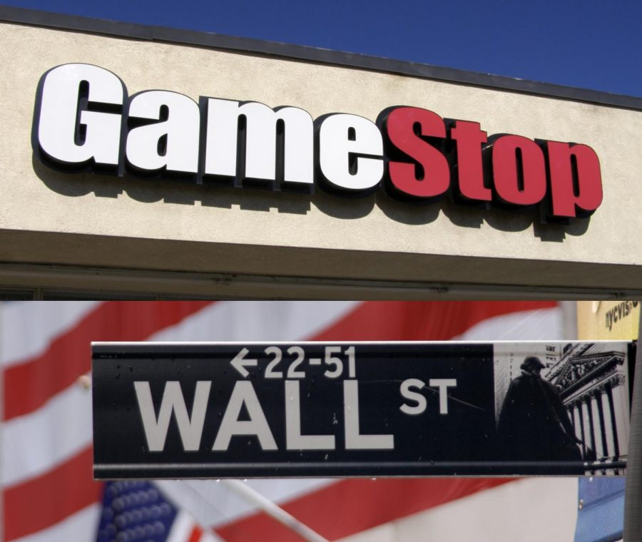 TO THE MOON: GameStop shares soared over 1,600% at the height of the trading frenzy.