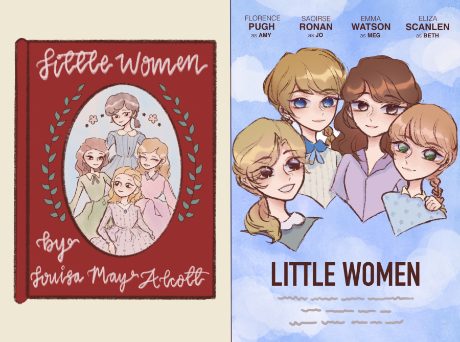 "Book vs film: The ""Little Women"" of the 1860s and 2010s"