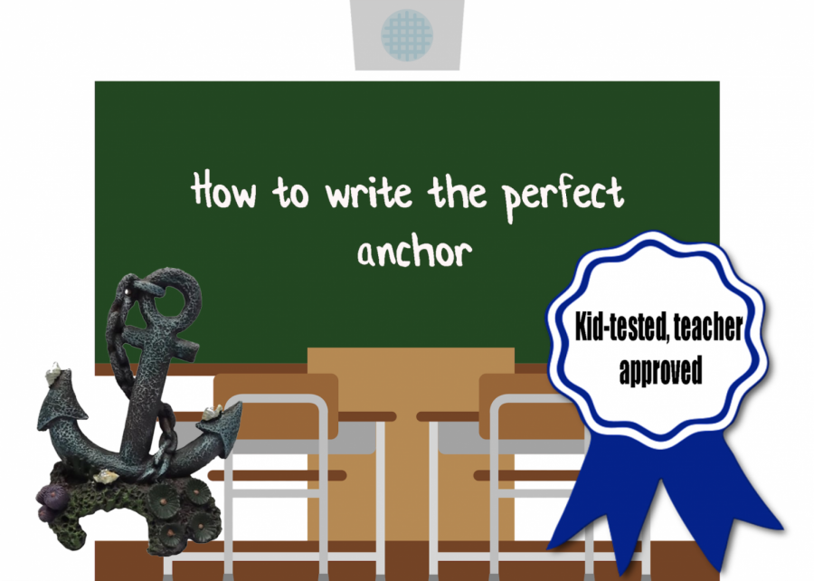 How to write the perfect anchor