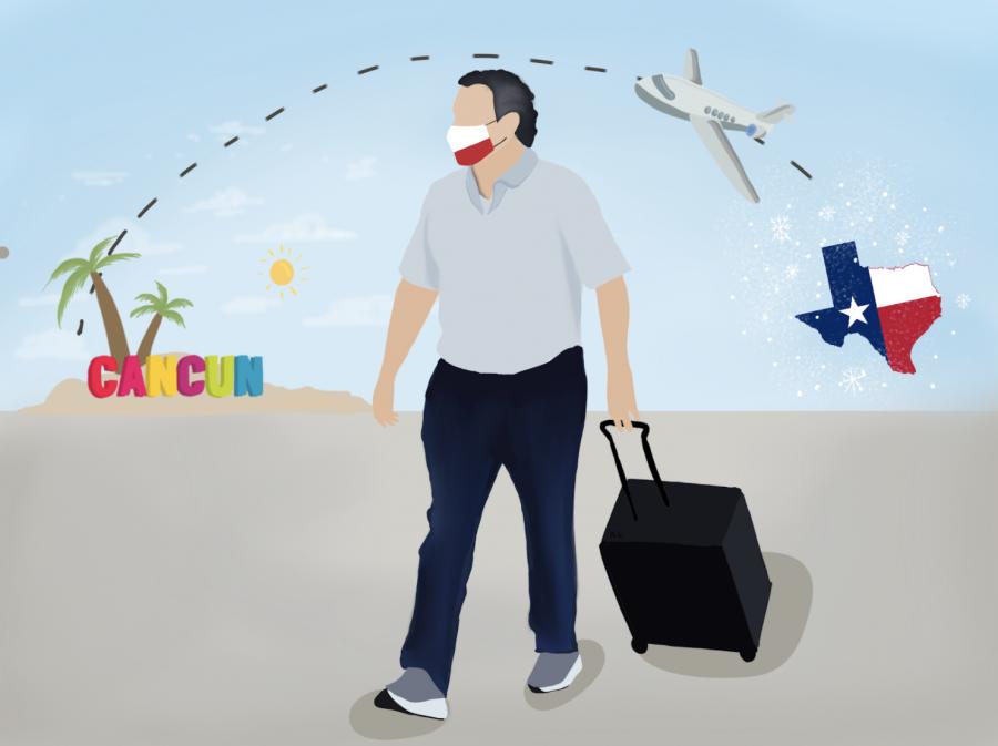 A trip to Cancun: Sen. Ted Cruz escapes to Cancun amid a crisis in Texas