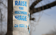 CONTROVERSIAL: Biden's legislative agenda has sparked a heated debate over minimum wage.
