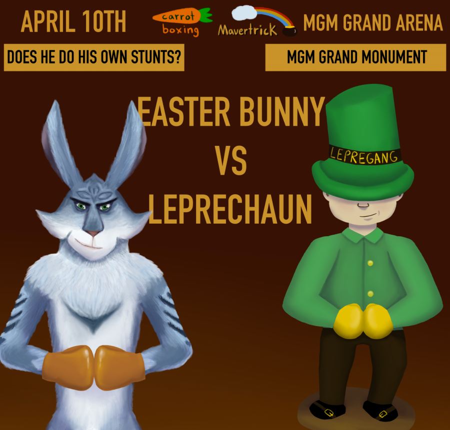 EPIC%21%211%211+Leprechaun+fights+Easter+Bunny%3F%3F%3F