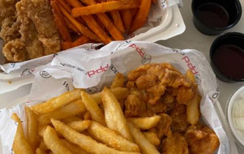 Bb.q's fried chicken: Not finger lickin' good