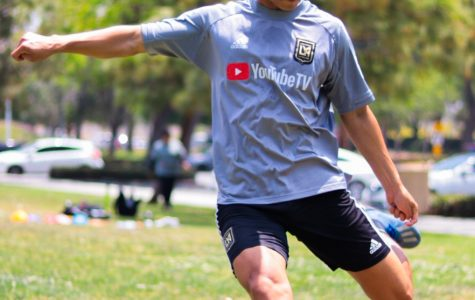 An interview with soccer star Paul Son