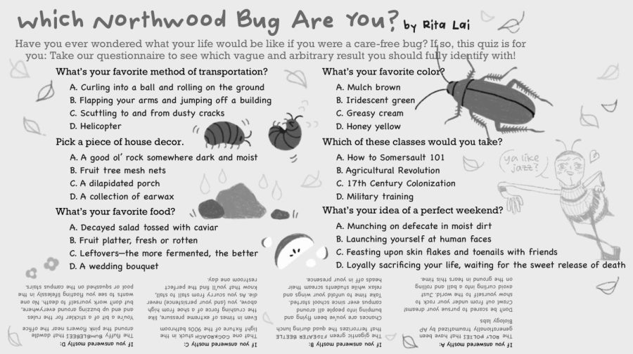 Which Northwood Bug Are You?
