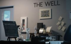 Relieving stress: The Well provides Northwood students a space to relax from the daily stressors.