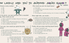 How Likely are you to Survive Squid Game?