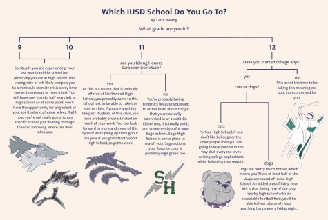 Which IUSD School Do You Go To?